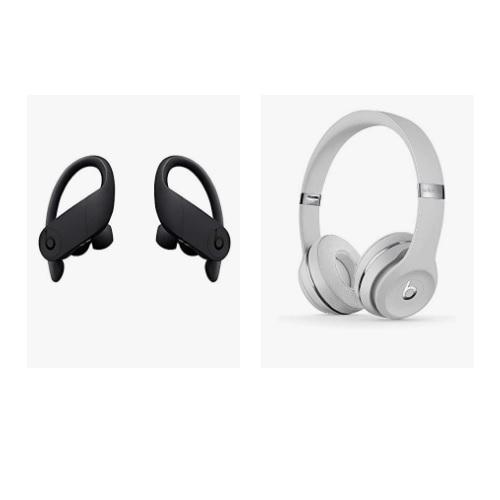 11月27日的金盒特价还在!Beats Solo3头戴式耳机和Beats  Powerbeats Pro 真无线运动耳机促销!