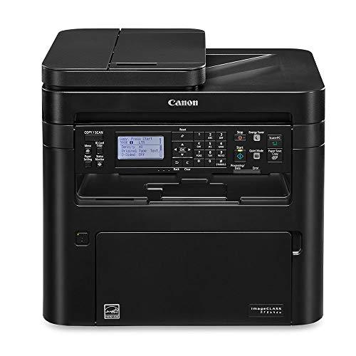 Canon 佳能 imageCLASS MF264dw 无线多功能 黑白 激光打印机