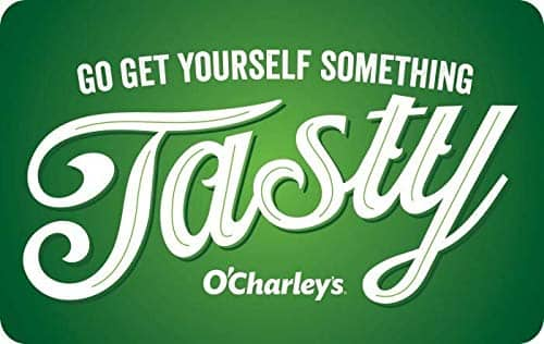 $50 O'Charley's E-Card (Email delivery)