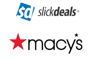 Slickdeals Extension Exclusive (Desktop Only): Slickdeals Cashback via Macy's: