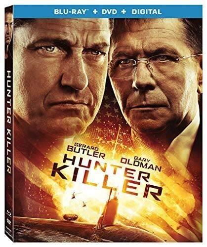 Hunter Killer (Blu-ray + DVD + Digital)