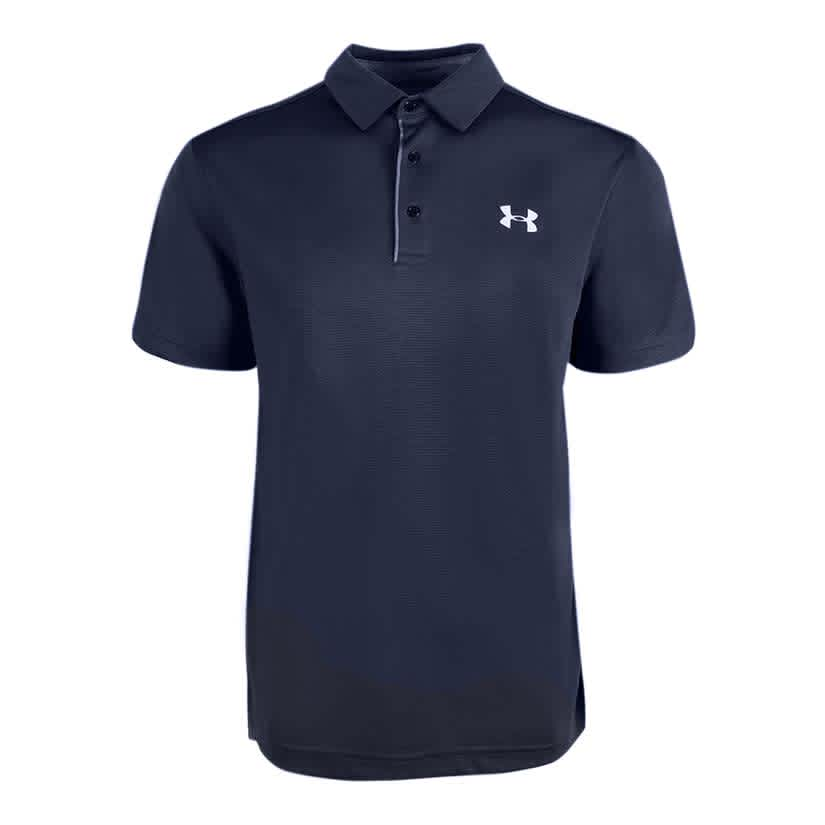 Under Armour Men's Ribbed Golf Polo