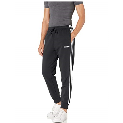 adidas Men's Essentials 3-stripes Fleece Jogger Pant