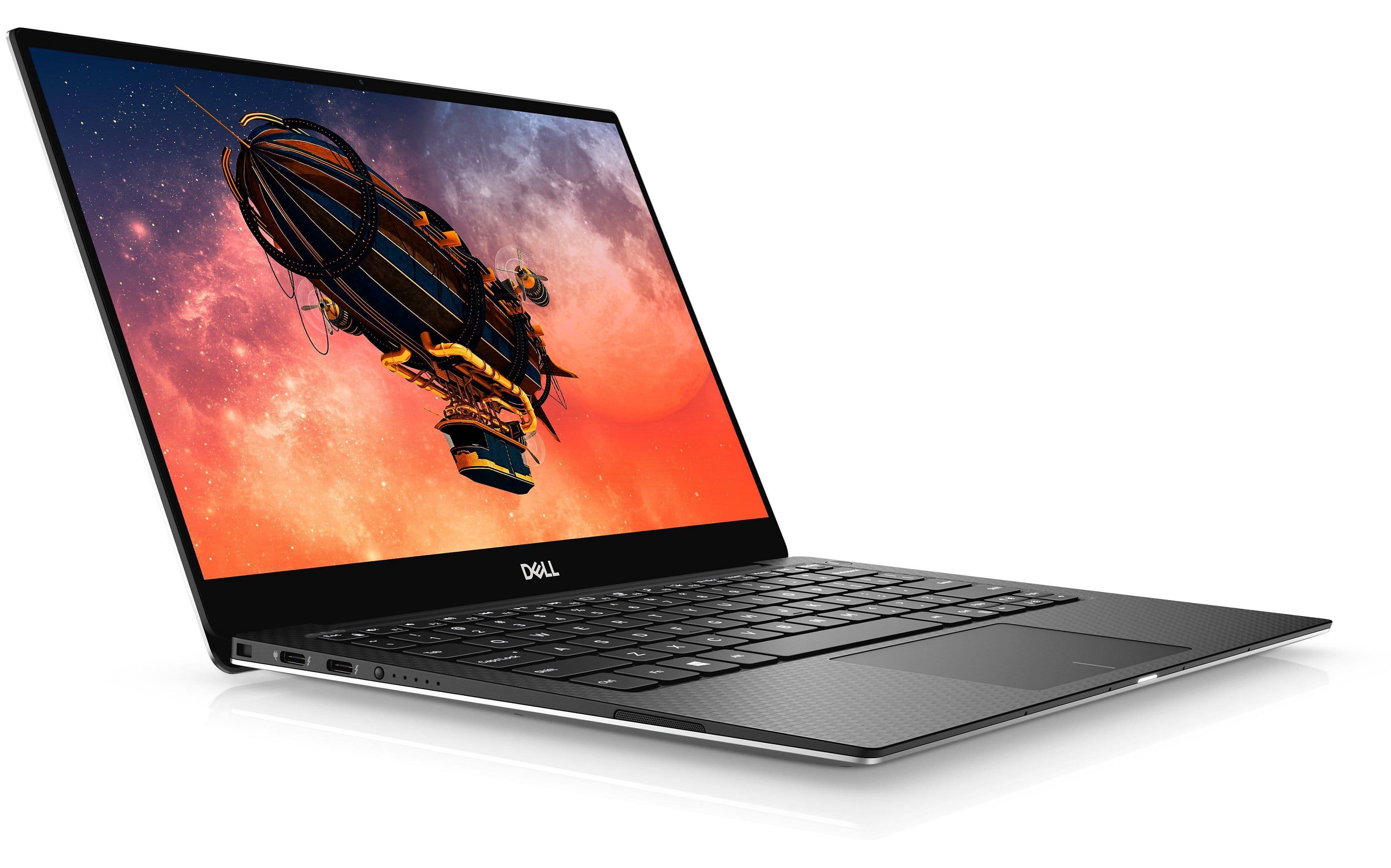 """Dell XPS 13 7390 Laptop: i7-10510U, 13.3"""" 1080p, 16GB DDR3, 256GB SSD"""