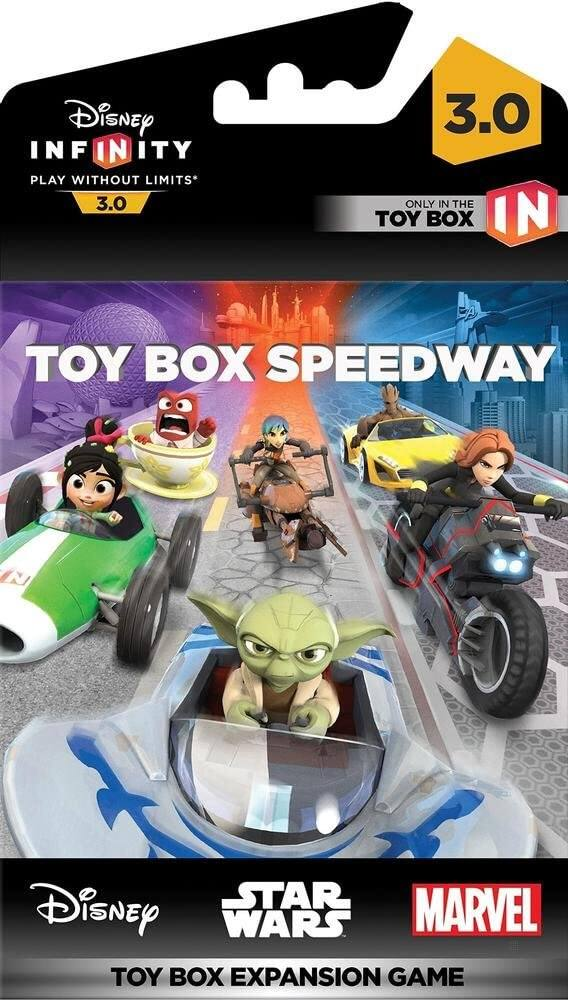 Disney INFINITY 3.0 Edition: Toy Box Speedway Expansion Game
