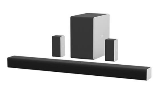 "Vizio SB36512-F6B 36"" 5.1.2 Home Theater Sound System w/ Dolby Atmos (Refurb)"