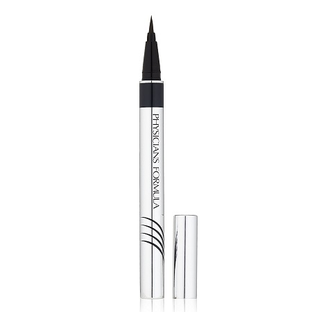 Physicians Formula Eye Booster 2-in-1 Lash Boosting Eyeliner + Serum, Ultra Black
