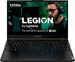 "Lenovo Legion 5 15"" FHD Gaming Laptop (i7-10750H 8GB 512GB GTX 1660 Ti 81Y6000DUS)"