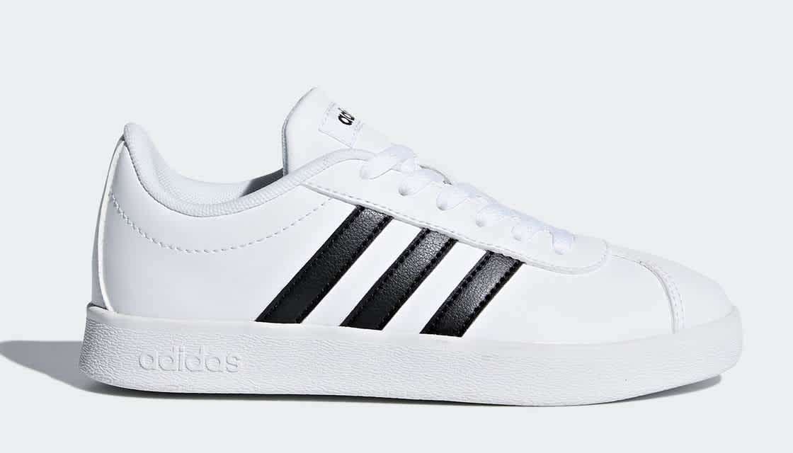 adidas Kids' Originals VL Court 2.0 Shoes
