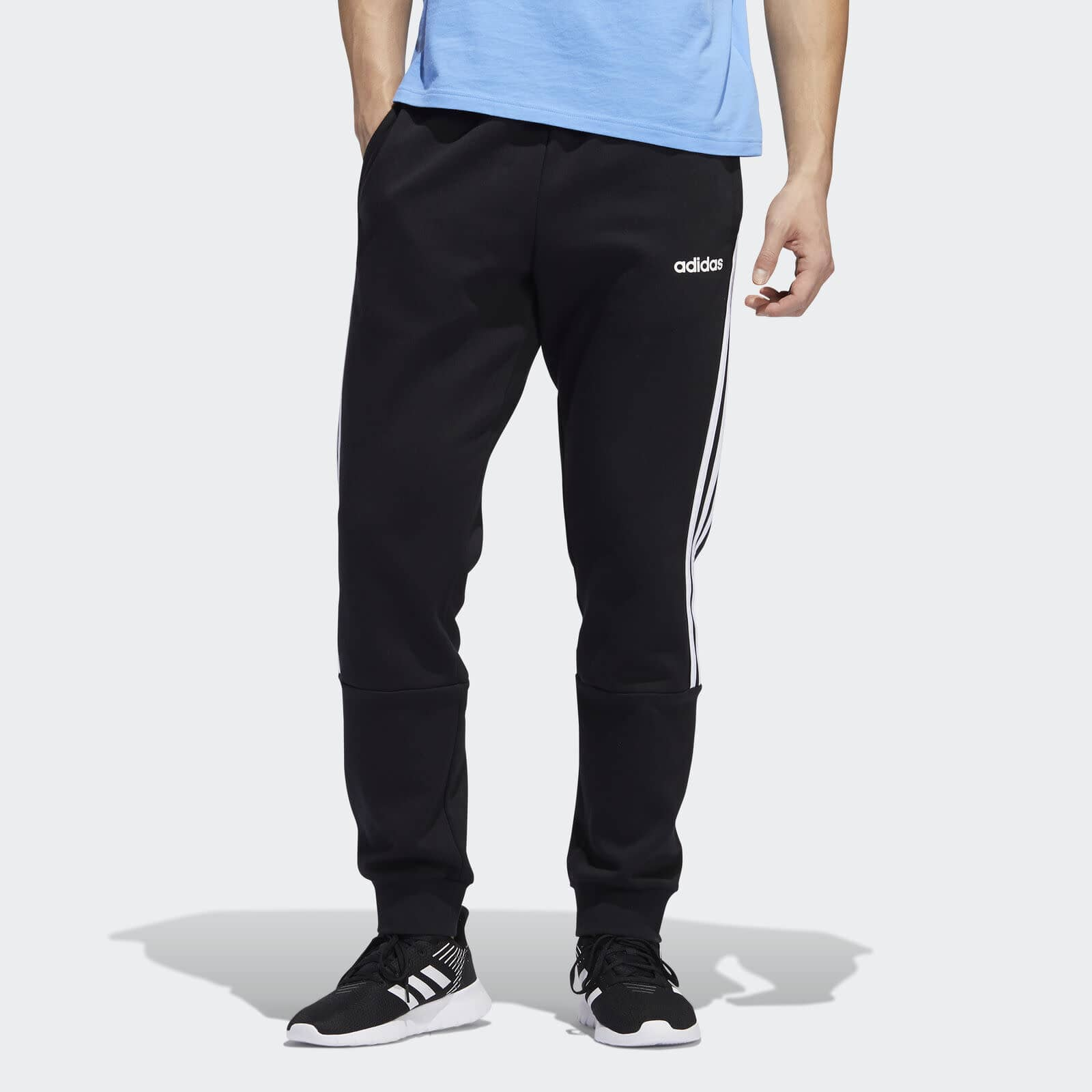 adidas Men's 3-Stripes Jogger Pants