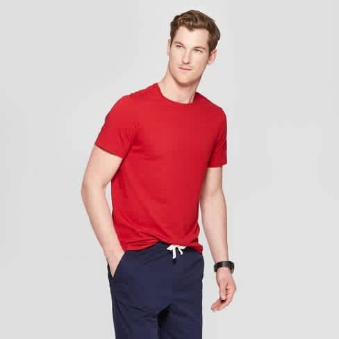 Goodfellow & Co. Men's Lyndale Crew T-Shirt