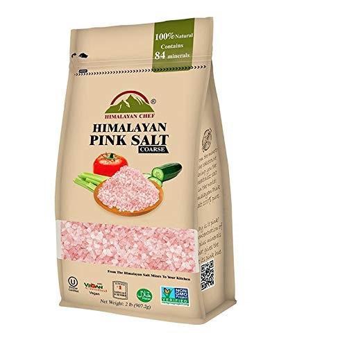 史低价! Himalayan Chef 100%纯天然喜马拉雅粉盐,2磅