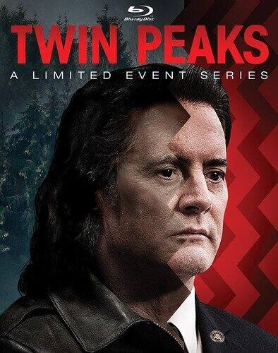 Twin Peaks: A Limited Event Series Box Set (Blu-ray)