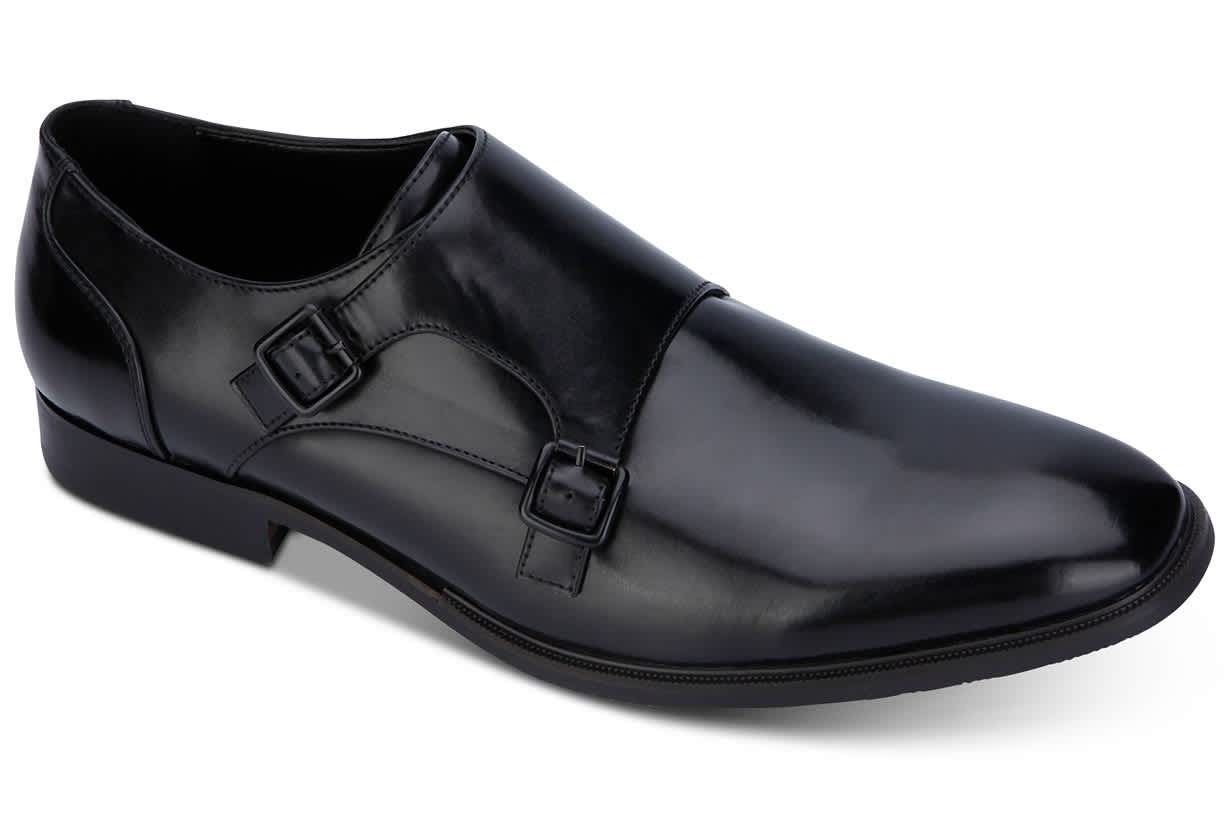 Unlisted by Kenneth Cole Men's Dinner Monk Loafers