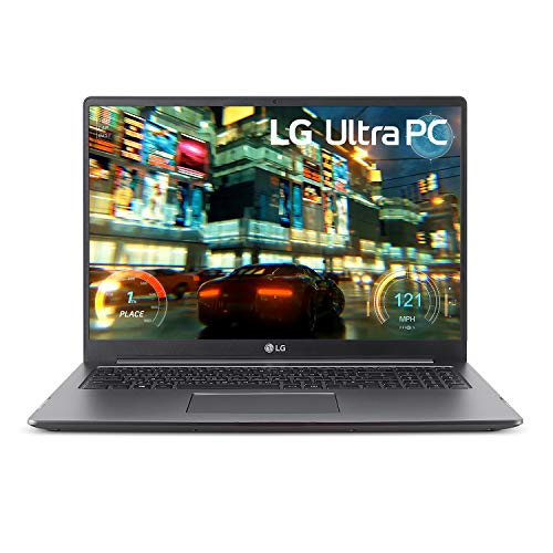 "LG Ultra PC High Performance Laptop - 17"" IPS WQXGA (2560 x 1600) Display and Intel 10th Generation Intel Core i7-10510U CPU, NVIDIA GTX1650 GDDR5 4GB, 16GB DDR4  - 512GB NVMe"