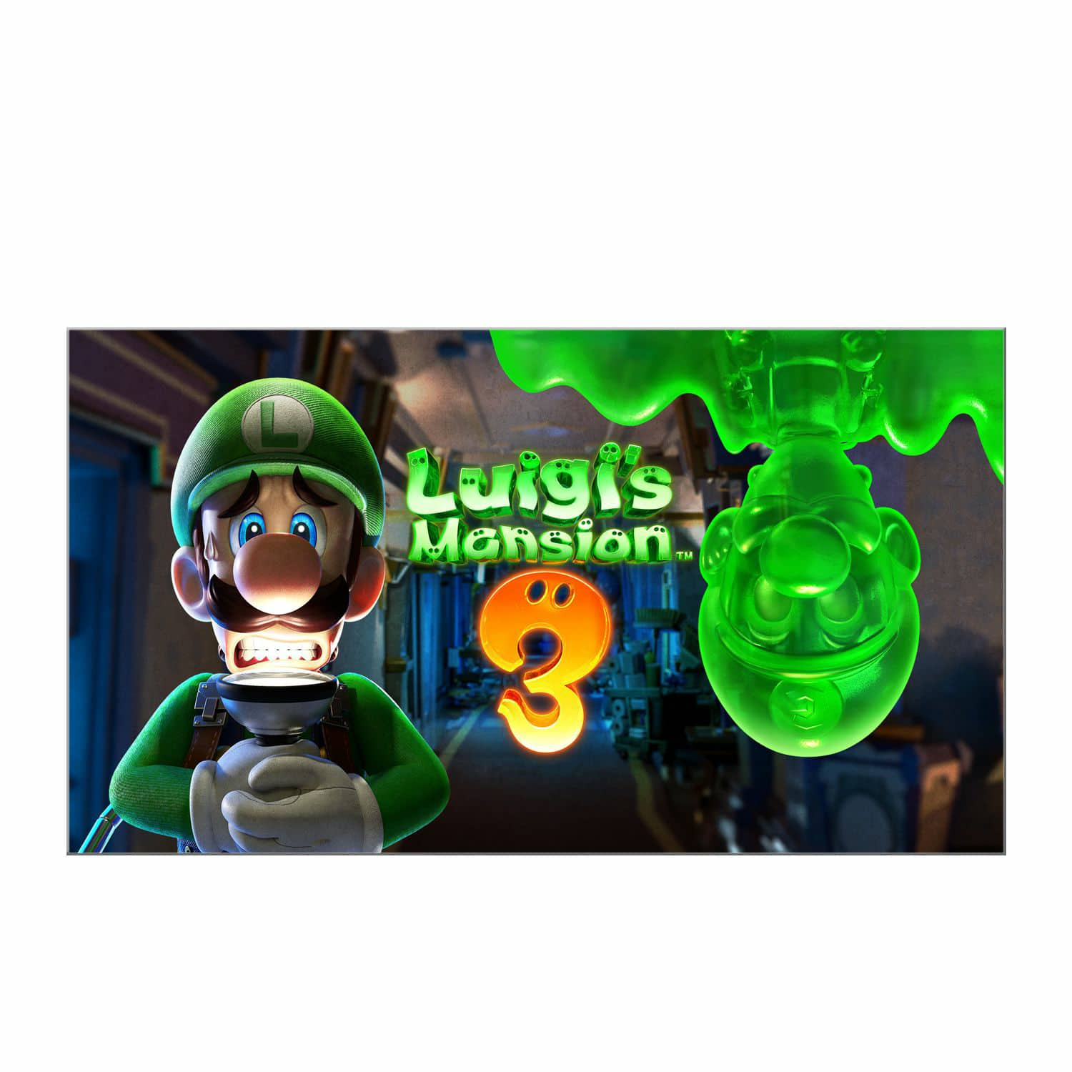Luigi's Mansion 3 (Nintendo Switch Digital Download)