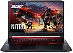 "Acer Nitro 5 Gaming 17.3"" FHD Laptop (i7-9750H RTX 2060 144Hz 16GB 256GB AN517-51-76V6)"