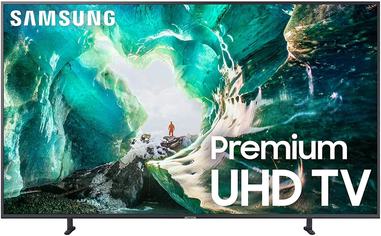 "82"" Samsung UN82RU8000FXZA 4K UHD HDR Smart Tizen HDTV (2019 Model)"