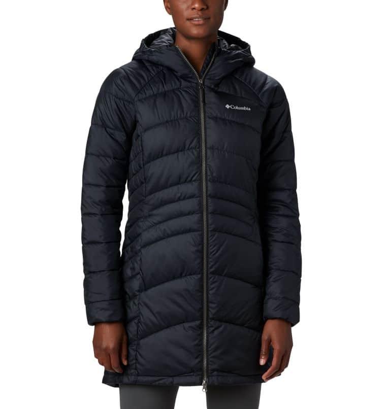 Columbia Women's Karis Gale Long Jacket (Black)