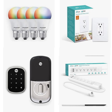 Up to 40% off Select Smart Home Products