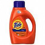 37oz Tide Liquid Detergent
