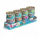 Chewy Cyber Monday Deals -  12-Pack OMG Rainbow Road Cat Food
