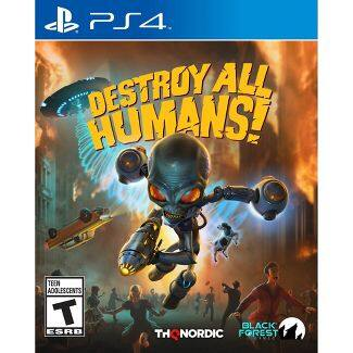 Destroy All Humans! (2020 Remake) for PS4