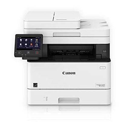 Canon佳能 imageCLASS MF445dw 无线多功能黑白激光一体打印机