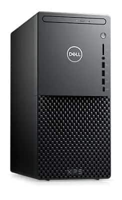 Dell XPS 8940 Desktop: i5-10400, 16GB DDR4, 256GB + 1TB HDD, RTX 2060