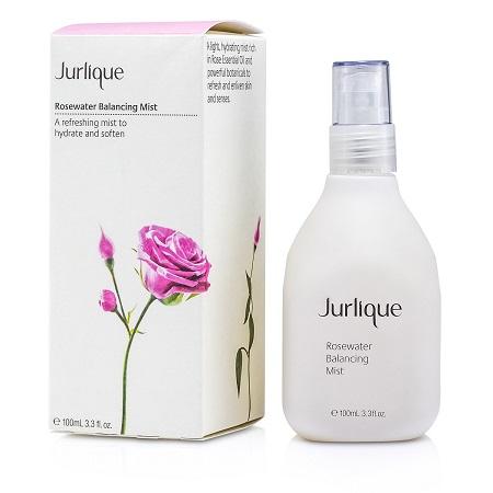 史低价!最好用的玫瑰水! Jurlique茱莉蔻 玫瑰水喷雾,3.3 oz