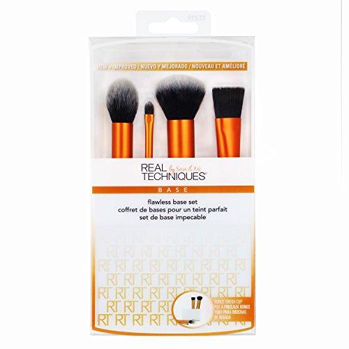 Real Techniques 完美化妆刷具4件套