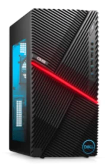 Dell G5 10th-Gen. i5 Gaming Desktop PC w/ 512GB SSD