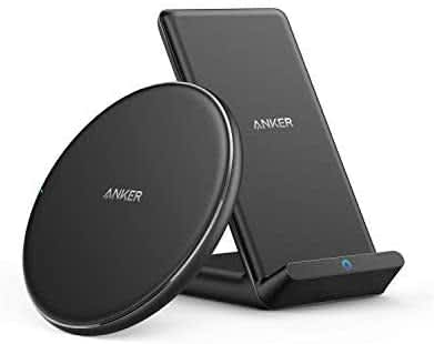 Anker Wireless PowerWave Pad & Stand Charger Bundle