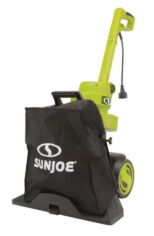 Refurb Sun Joe 14-Amp Electric 3-in-1 Walk Behind Outdoor Vacuum/Blower/Mulcher