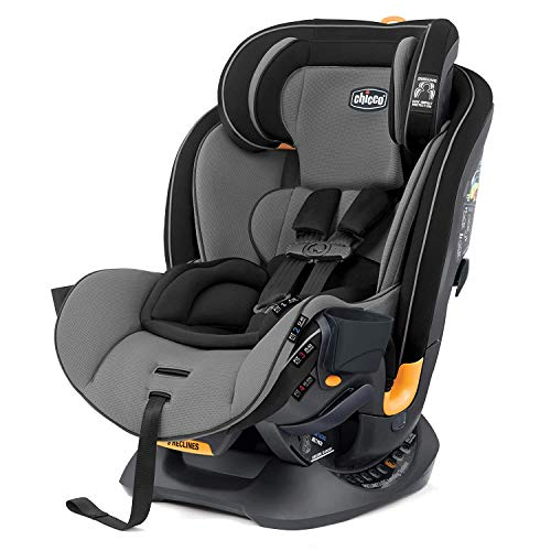 史低价! Chicco智高 Fit4 4-合-1 儿童安全座椅,可用10年