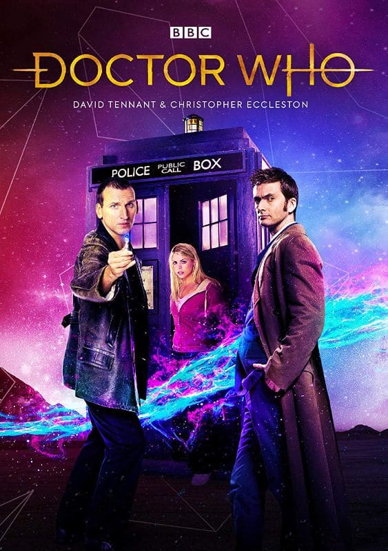 Doctor Who: The Christopher Eccleston & David Tennant Collection (12-Disc DVD Set)