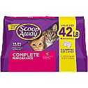 126-lbs Scoop Away Complete Performance Clumping Clay Cat Litter