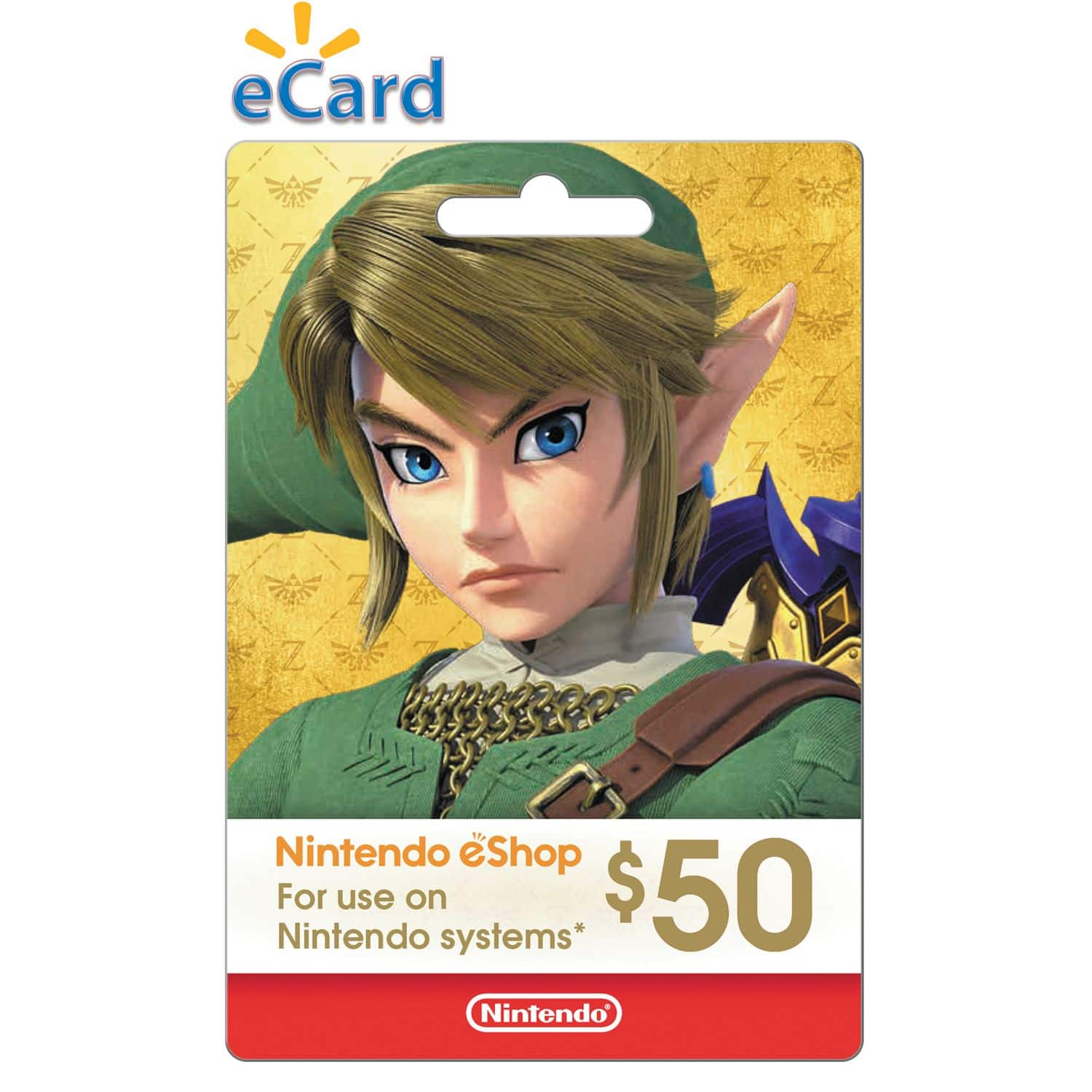 Nintendo eShop Gift Cards (Email Delivery): $35 for $31.50, $50 for