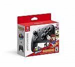 Nintendo Switch Pro Controller + Super Mario Odyssey Download Code