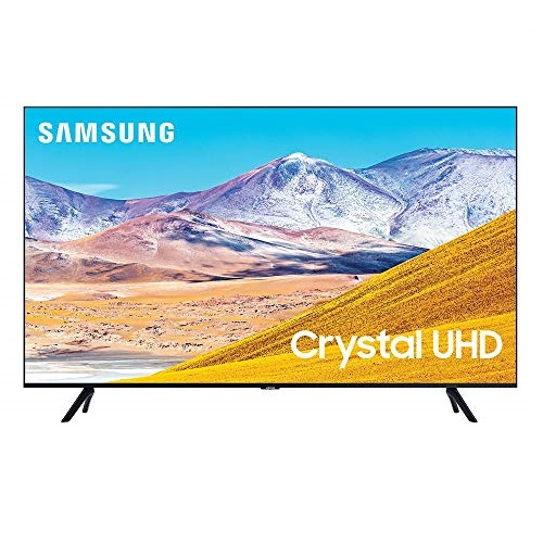 "43"" Samsung  UN43TU8000FXZA 4K UHD LED Smart Tizen TV"