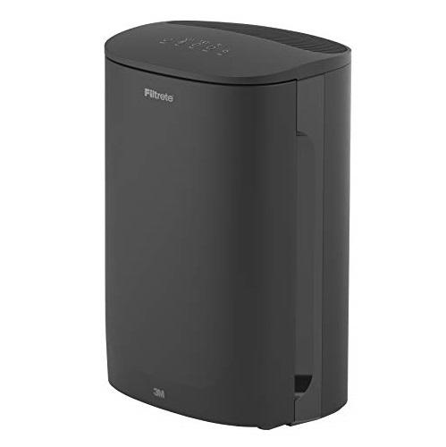 史低价!Filtrete HEPA 空气净化器,适合250平方英尺房间