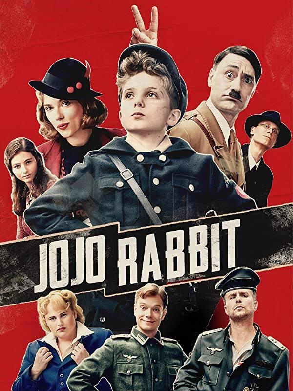 Jojo Rabbit (Digital 4K UHD)