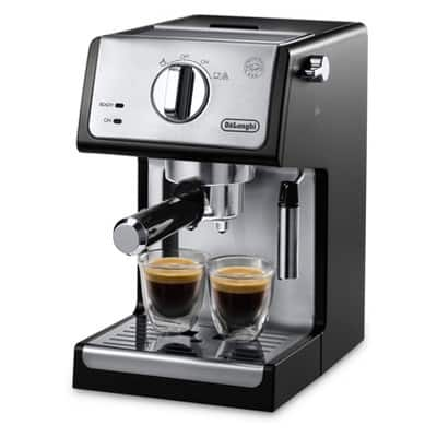 De'Longhi Espresso Machine with 15 Bars of Pressure