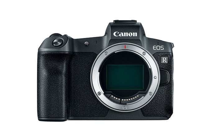 Refurbished Canon EOS R Camera: w/ 24-105mm f/4 L Lens Kit $1911 or Body Only