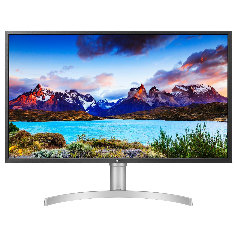 "32"" LG 32UL750-W 3840x2160 UHD 4K HDR 600 LED Monitor w/ USB-C PD"