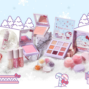 Hello Kitty and Friends x ColourPop合作系列