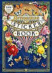 The Antiquarian Sticker Hardcover Book: 1,000 +Exquisite Victorian Stickers