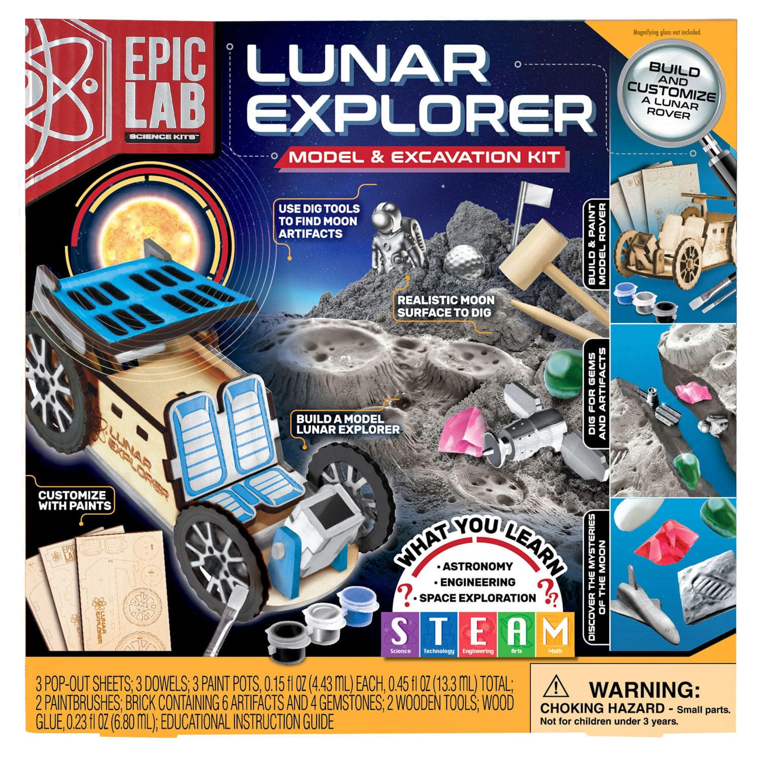 Sam's Club Members: Epic Lab STEM Kits