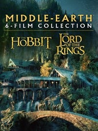 Lord of the Rings + The Hobbit 6-Film Theatrical Collection (Digital 4K UHD)