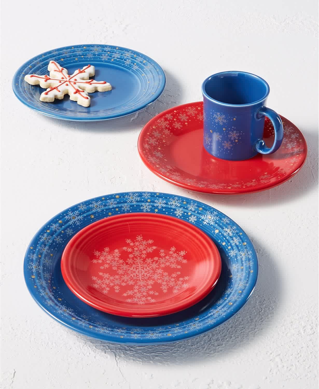Fiesta Holiday Dinnerware at Macy's